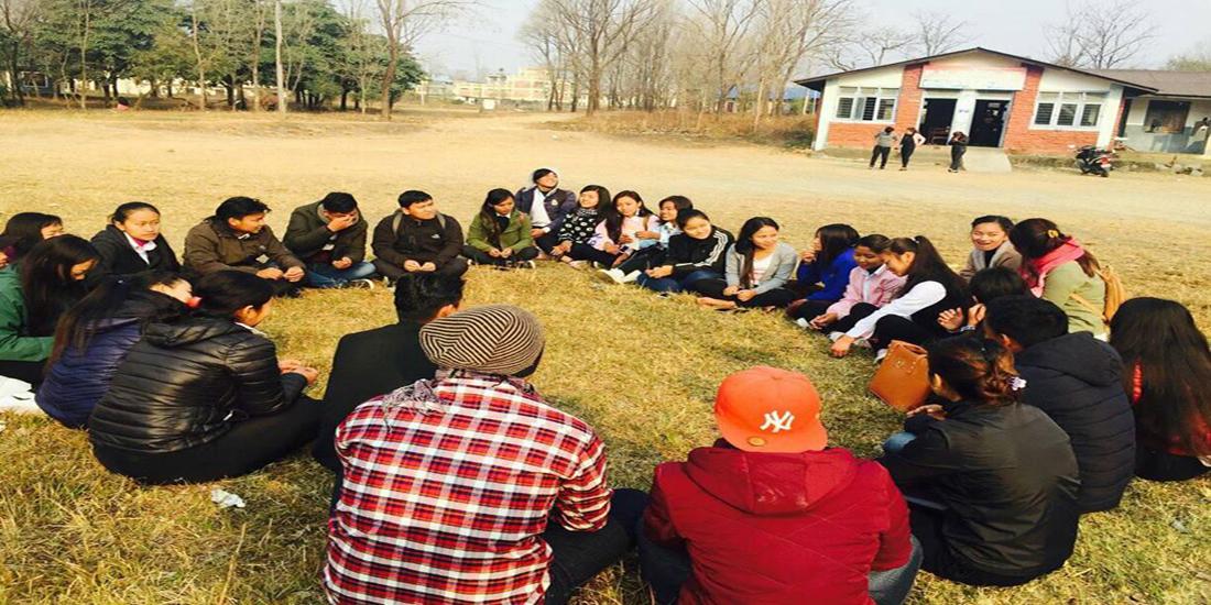 पृथ्वीनारायण क्याम्पसमा मगर विद्यार्थीहरूको बृहत भेला सम्पन्न