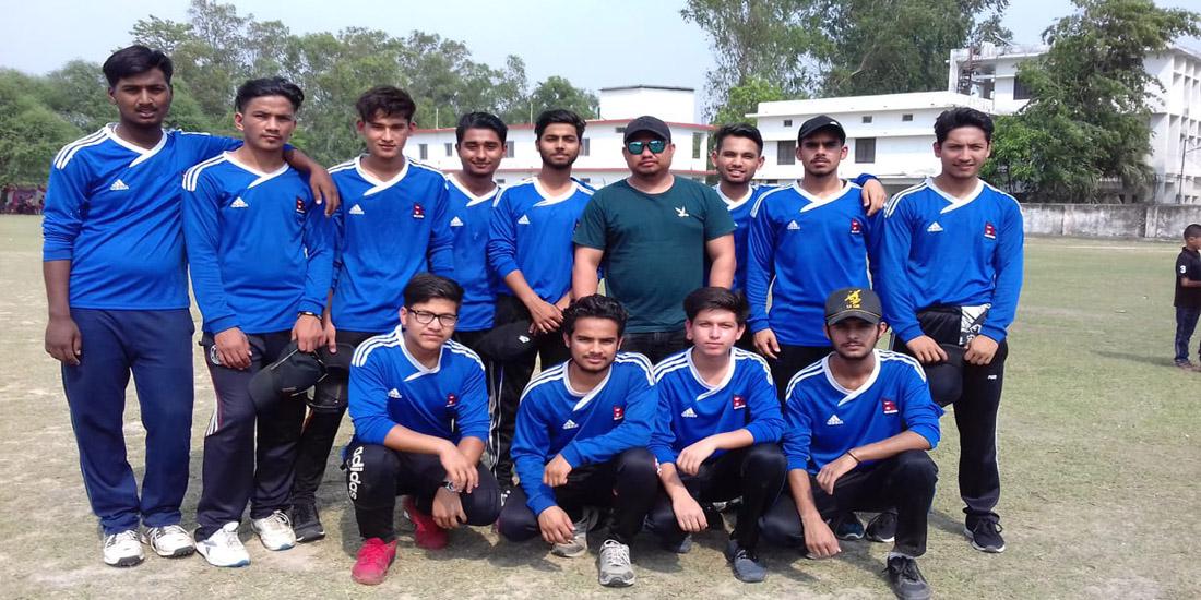 प्रथम मेयर कप टि–२० क्रिकेट प्रतियोगिता नेपालगन्जमा शुरु