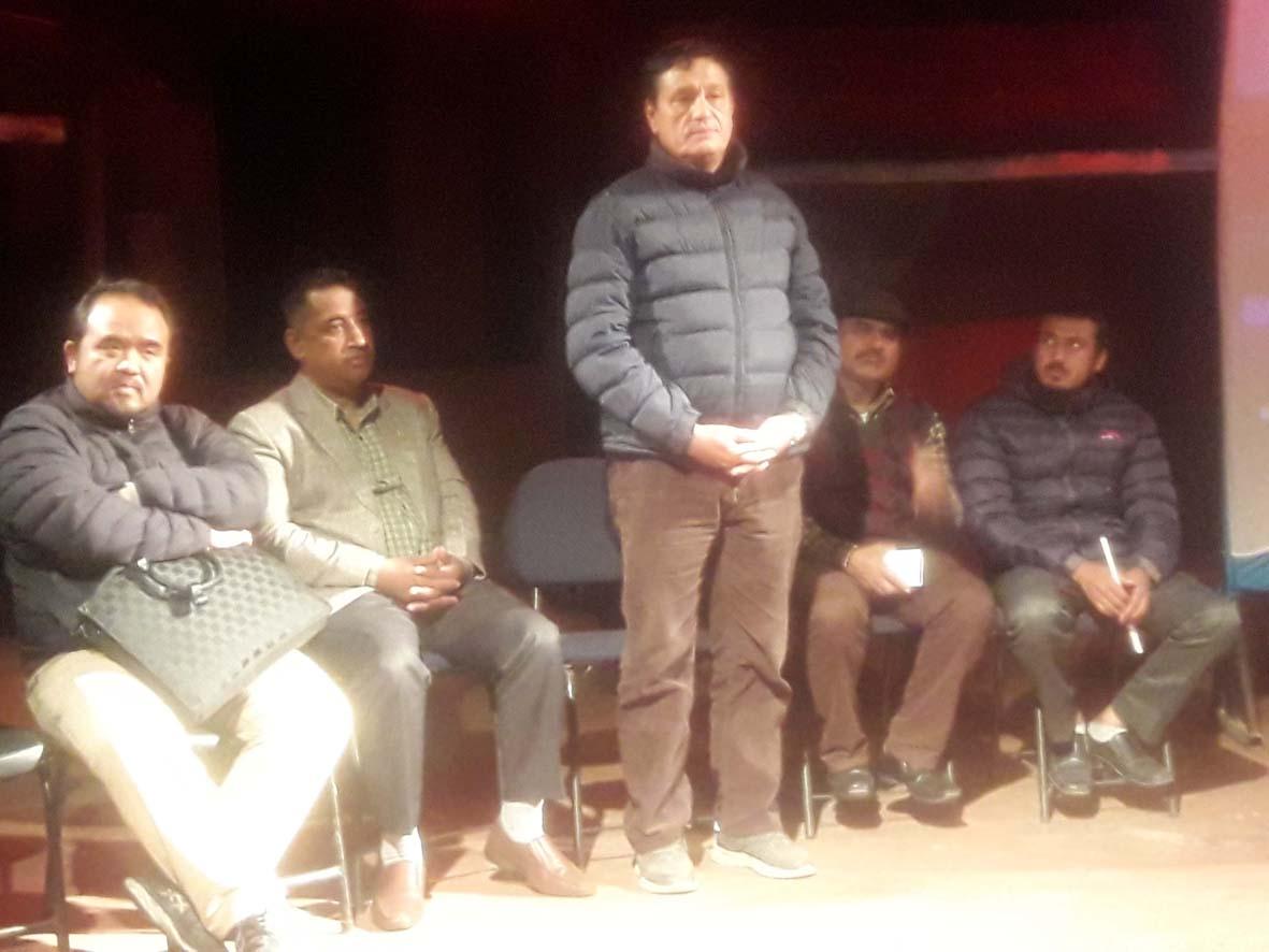 पोखरामा फागुन १५ देखि अन्तराष्ट्रिय नाटक महोत्सव