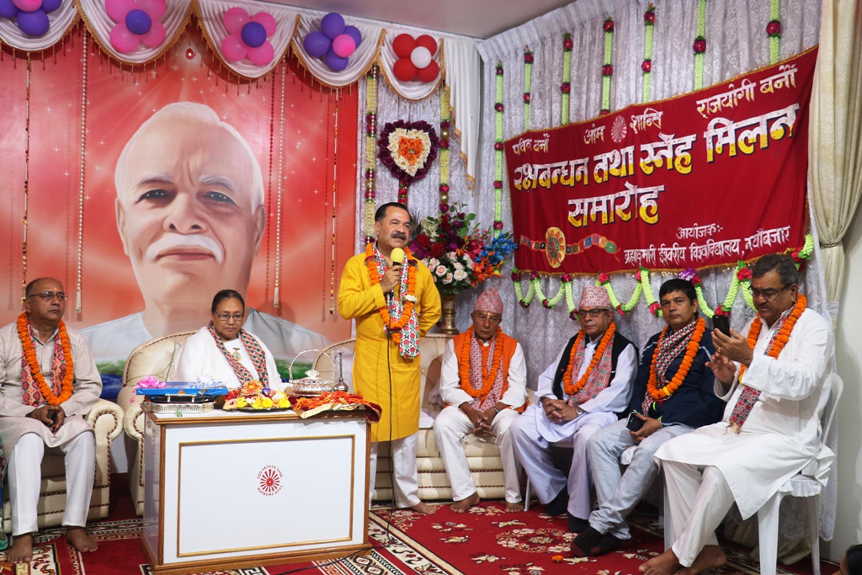 'विधिको शासननै धर्म'–प्रदेश प्रमुख कुँवर